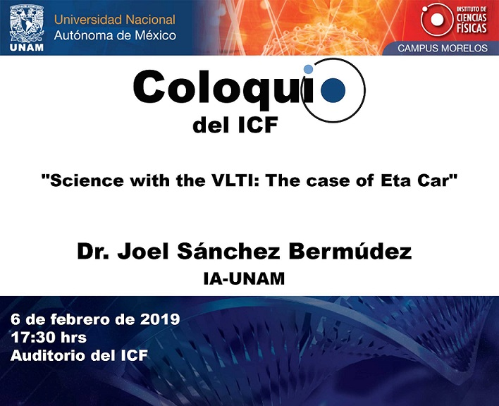"""Science with the VLTI: The case of Eta Car"""