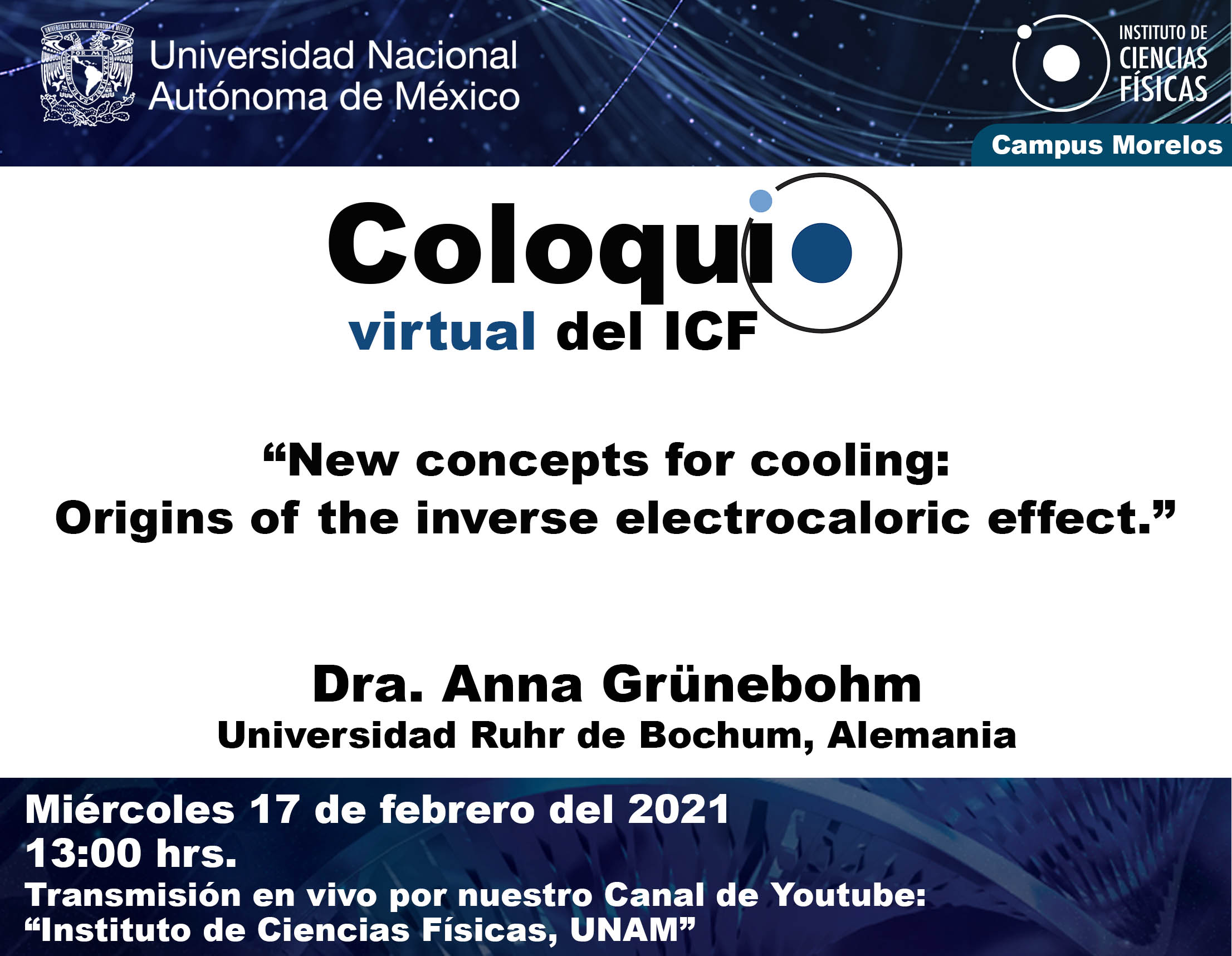 """New concepts for cooling: Origins of the inverse electrocaloric effect"""